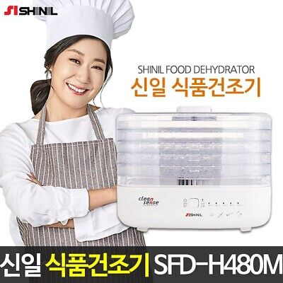 food dehydrator sfd h480m white color 220v