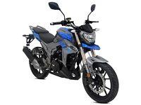 LEXMOTO VIPER EFI 125cc