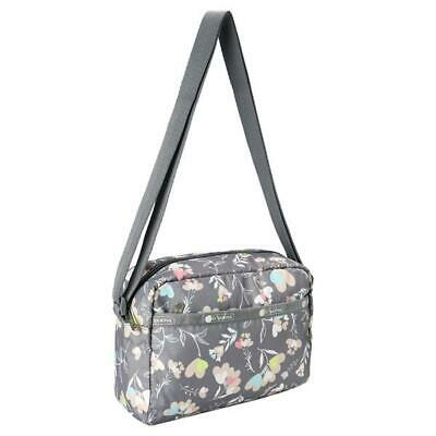 LeSportsac Classic Collection Daniella Crossbody Bag in Lovely Day NWT