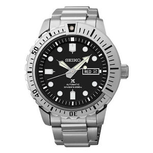 AUTHORIZED DEAER New Seiko SRP585 Prospex X 200M DIVER AUTOMATIC 3 YEAR WARRANTY