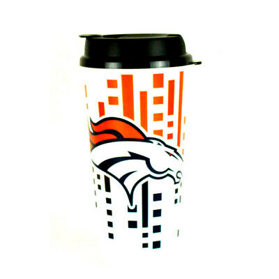 Denver Broncos 32oz Travel Mug Denver Broncos Travel Mug