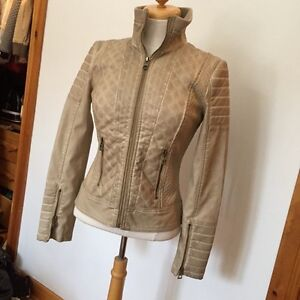 GUESS / biker jacket - (Brand new with tags) XS