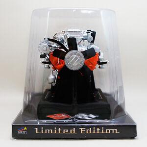 Liberty Classics Corvette 327 V8 Engine 1/6 Die Cast