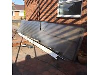 FREE polycarbonate roof sheets / greenhouse