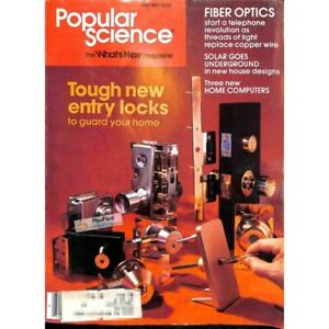 Popular Science May 1980 edition