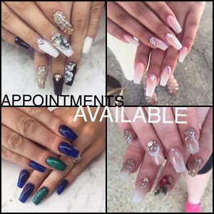 Acrylic nails and beauty services Bald Hills Brisbane North East Preview