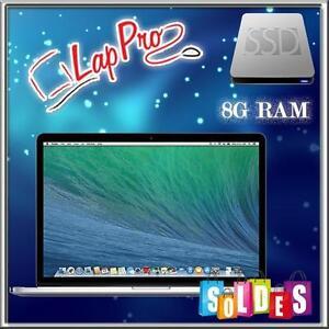 "Macbook Pro Retina 13"" i5 8G 128G SSD Flash 999$ LapPro"