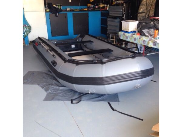 Used 2015 Other seamax inflatable