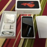 iPhone 6S - 64 GB Unlocked with AppleCare