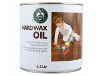 Fiddes Hard Wax Oil Matt For Interior Wooden Floors | Doors | Furniture | 2.5L