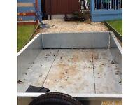 Bateson 6x4 trailer for sale