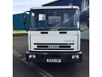IVECO FORD EURO CARGO 75E17 (170 )BHP - TIPPER 52REG VERY LOW KM's
