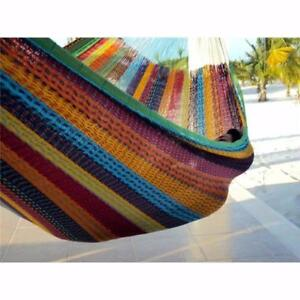 Handmade Mexican Hammocks - Great Selection of colors and sizes - Quality and Comfort
