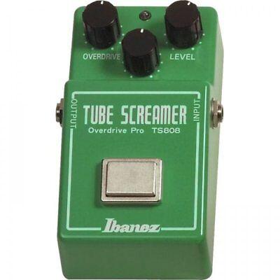 Ibanez TS808 Reissue Tubescreamer Overdrive Distortion Pedal