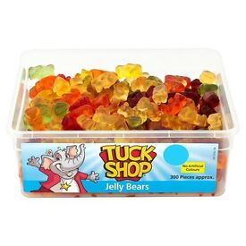 Tuck shops sweets - new boxes - various