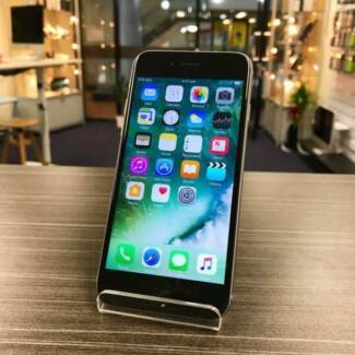 MINT CONDITION IPHONE 6S 64GB SPACE GREY UNLOCKED WARRANTY INVOC