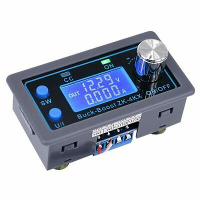 Zk-4kx Cnc Dc Dc Buck Boost Converter Cc Cv 0.5-30v 4a Power Module Adjustable