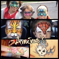 Face painting!!!!