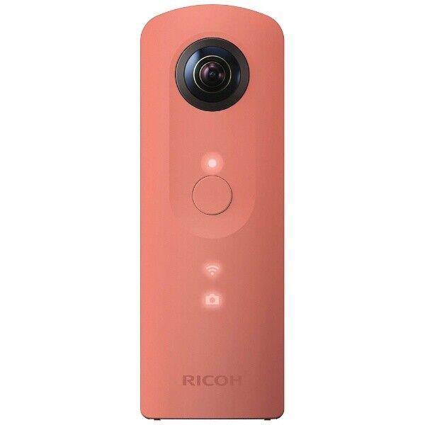 Ricoh Theta SC 360 Degree Digital Camera Pink THETA SC-PINK