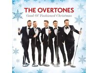 2 tickets for Christmas with the overtones Sheffield