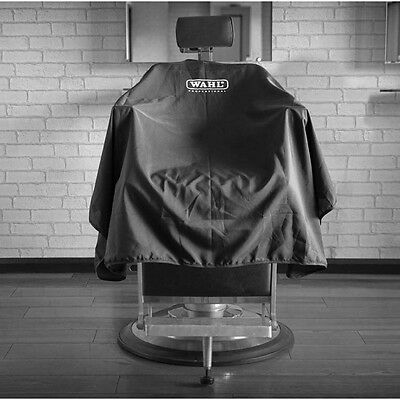 Wahl Professional 5 Star Salon Barber Cutting Cape #97791, Snap Closure