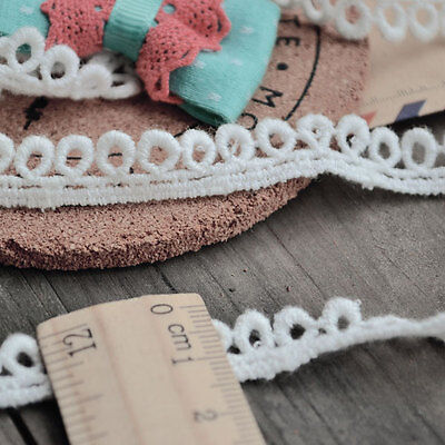 3yards*1cm DIY Lace trim online store ,off white ribbon-LSSC017 (Online Craft Stores)