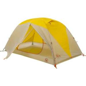 Big Agnes Tumble 2-Person Tent + 2 Helinox Chairs