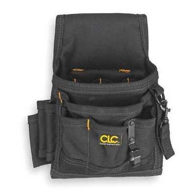 Clc Electrical Maintenance Pouch W  Belt Loop  Black  1503