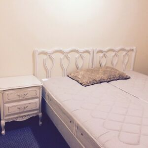 Double Twin beds (King)French Provincial quality set Kawartha Lakes Peterborough Area image 8