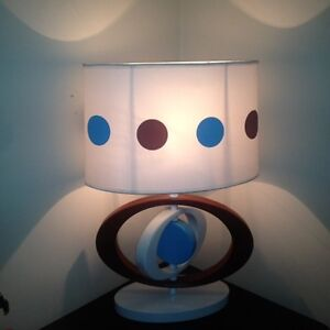 Awesome New Lamp With Turning Base