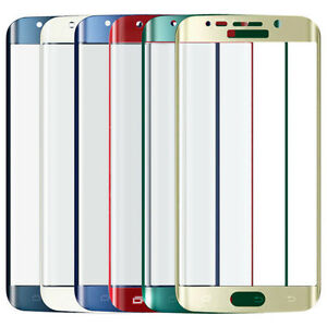 Azul-CURVADO-3d-vidrio-templado-protector-para-pantalla-LCD-para-Samsung-Galaxy