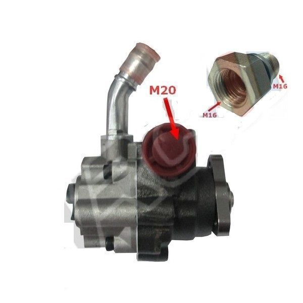 POWER STEERING PUMP FOR LAND ROVER DISCOVERY II 2.5 Td5 / DEFENDER 2.5 Td5