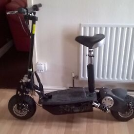 1000w chaos electric scooter