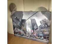 New York large canvas ikea
