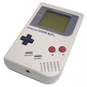 Nintendo Gameboy with Tetris and Pac Man Games
