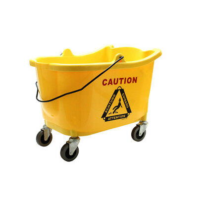 Mop Bucket Replacement Janitorial Commercial Cleaning 36 Qt Yellow