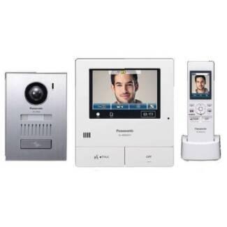 Panasonic VL-SWD501AZ Wireless Video Intercom Kit 5'' TouchScreen