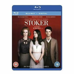 Stoker Bluray 2013 - King's Lynn, United Kingdom - Stoker Bluray 2013 - King's Lynn, United Kingdom