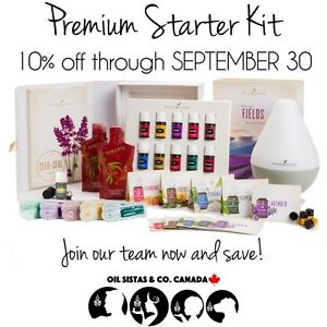 Young living starter kit sale!!