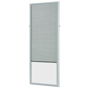 2 Patio door add-on cordless blinds