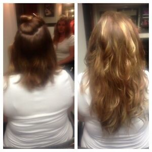 SUPER CHEAP HAIR EXTENSIONS!! Prince George British Columbia image 8