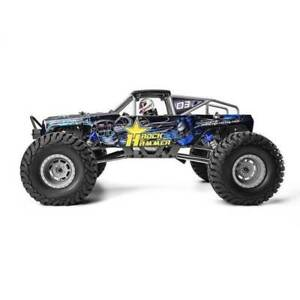 rgt hsp 1/10 rc electric 4wd off road climbing truck rock crawler