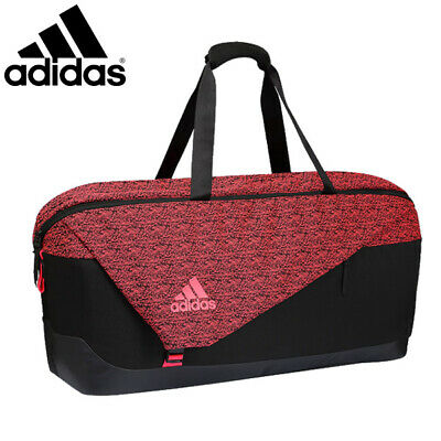 wholesale dealer 8cac4 f1c1a adidas 360˚ B7 9 Tournament Bag Badminton Tennis Racquet Black Red NWT  BG910611