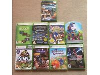 Games XBOX 360 from £3