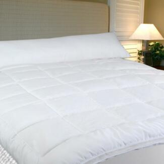 Mattress Topper SB Memory Resistant MicroBall Fill - Single Mount Druitt Blacktown Area Preview