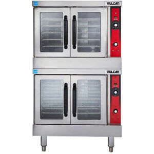 VULCAN VC4 SERIES DOUBLE DECK CONVECTION OVEN - VC4GD