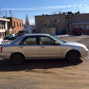 Mazda Protege for sale (great working condition)