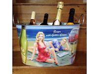 Vintage Champagne Bucket