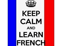 French tutoring lessons by Native professional