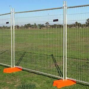 "Temporary Fencing ""Smart"" Panels - GREAT VALUE Punchbowl Canterbury Area Preview"